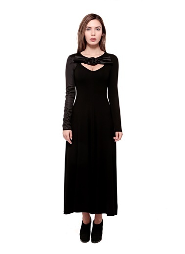 Emporio Armani Elbise Siyah